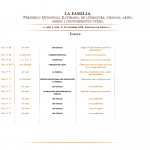 La Familia no. 9 (II parte)