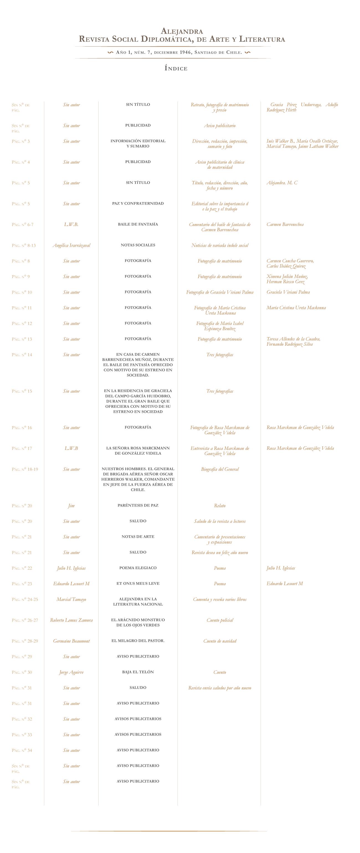 Alejandar nº 7